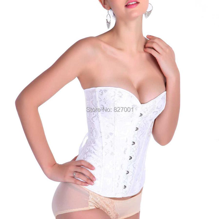 c49d4b455 Get Quotations · Corset Bodice Wedding Dress Underwear Body Shaping Waist  Bride Underwear Formal Dress Royal Corset Shapewear