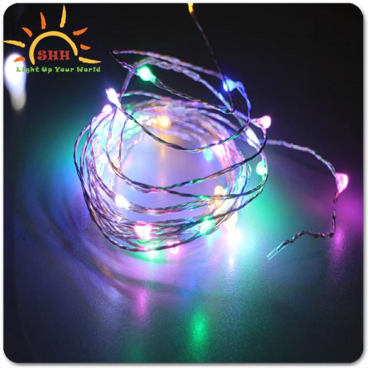 Copper Globe String Lights : Waterproof Decorative Copper Globe Solar Powered Led String Lights Outdoor Garden Patio Lantern ...