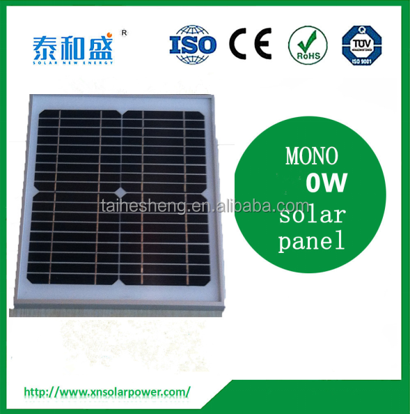 <strong>poly</strong>/mono solar street light system10w 20w 30w 18v mini solar panel