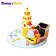 amusement parks and shopping mall kids Riding mini Electric tourist Fun Train