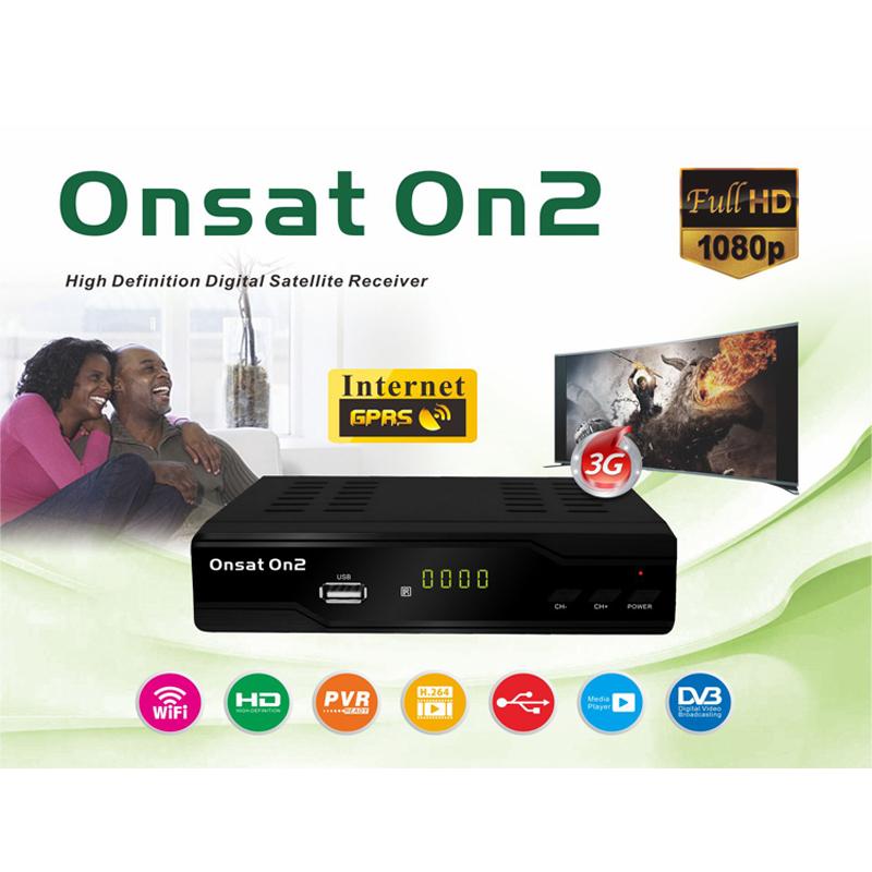 Stocks For Asian Dishtv Smartcam And Dscam Onsat On2 Mepg4 Gprs Full Hd  Dvb-s2 Satellite Receiver Decoder With Sim Card Slot - Buy Asian Dishtv