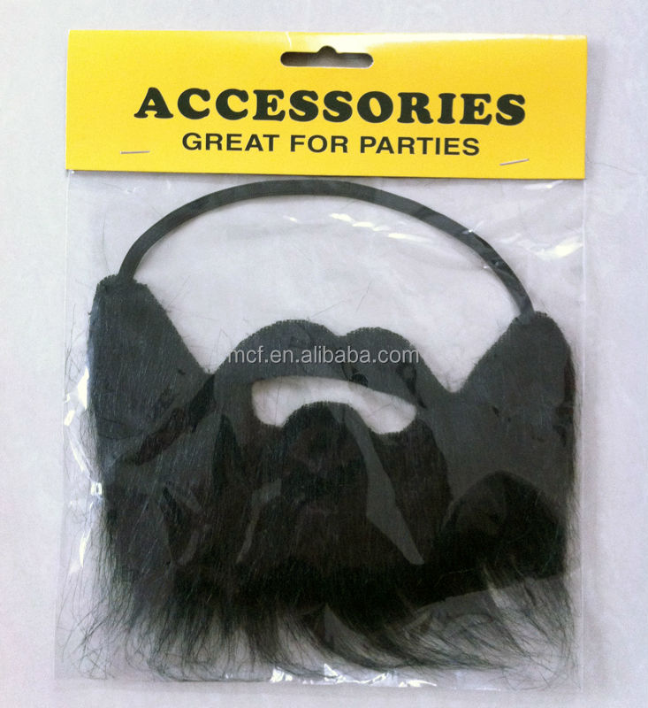 Costume Ball Party Fake mustache Beard MOU-0001