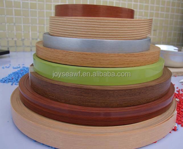Plastic Pvc Kitchen Cabinet Shelf Edge Banding - Buy Kitchen ...