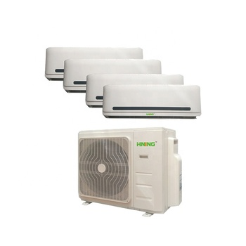 AC DC Hybrid Inverter VRF Multi Zone System Split Solar Air Conditioner