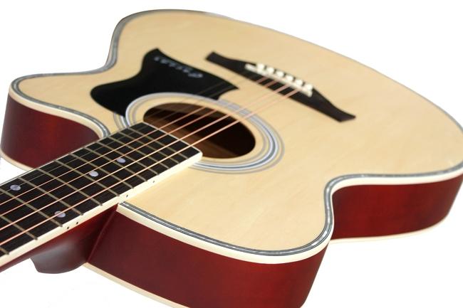 Online Get Cheap Thin Body Acoustic Guitar Aliexpress Com