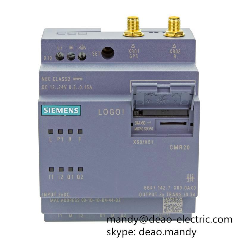 Siemens MODULO DI ESPANSIONE LOGO 6ed1055-1cb10-0ba0