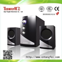 manufacture speaker factory of 2.1 system