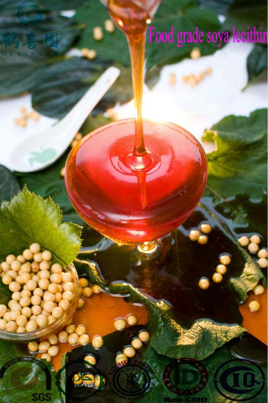 Hxy-5sp Buy Transparent Natural Food Grade Liquid Soya Lecithin ...