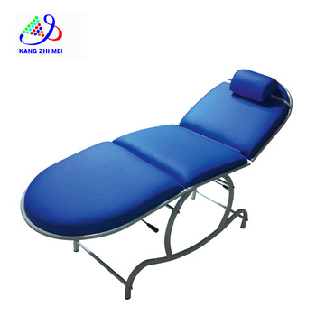 2017 wholesale foldable massage table/hydrotherapy massage bed 8211