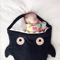 Discount Cartoon Shark sleeping bag Winter Strollers Bed Swaddle Blanket Wrap cute Bedding baby Sleepsacks