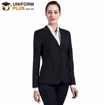 Wholesale office business ladies women suits in plus size