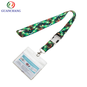 New arrival 25mm sublimation blank individual lanyards cheap