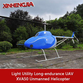 Light Utility Long-endurance UAV XVA50 Unmanned Helicopter
