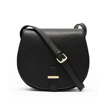 New fashion custom designer crossbody saddle ladies leather bag