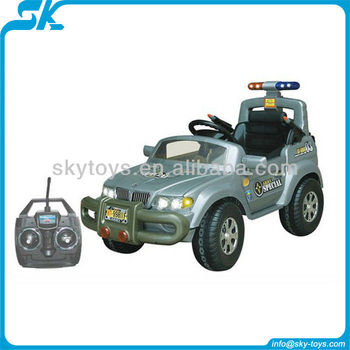 ride on police car for kids 99811af battery operated ride on hummer with remote control