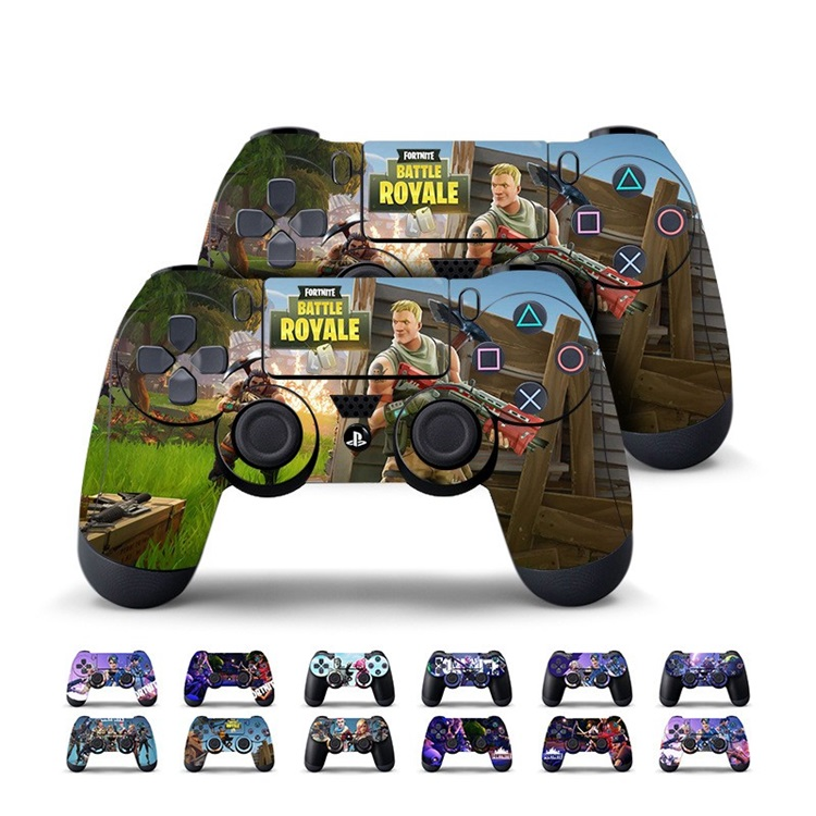 For Xbox One Controller Covers Wrap Fortnite Fortress Night