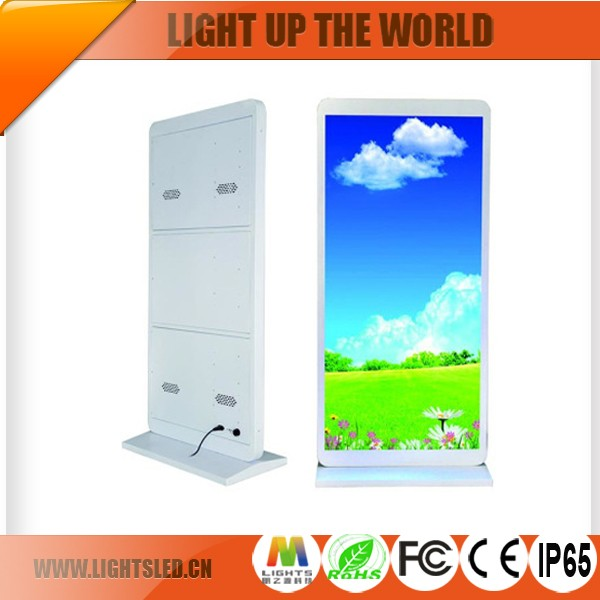 Hd China Indoor P4 Floor Standing LED Panel Screen And Full Color 5 Inch 7 Segment P4 Paper LED Display Sign on Sale