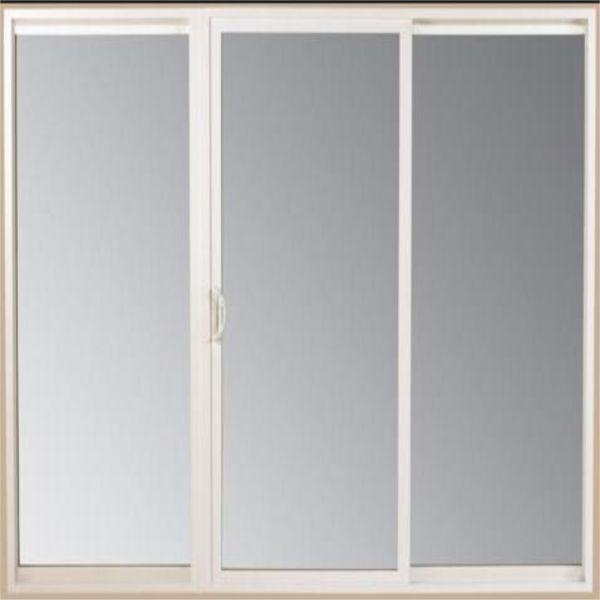 rbol de pista de aluminio puerta corredera con vidrio esmerilado para ducha