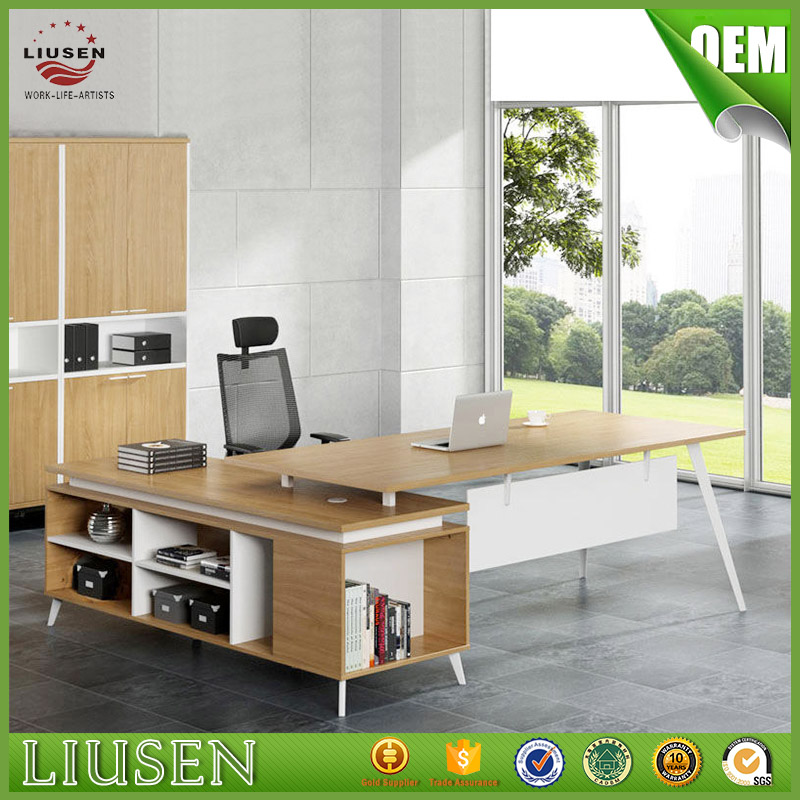 Venta al por mayor modelo de escritorios para oficinas de for Mobiliario oficina barato