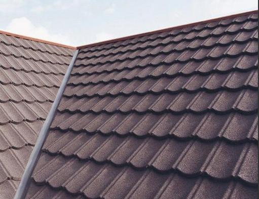 Stone Coated Steel Roof Tiles Metal Roofing Sheet