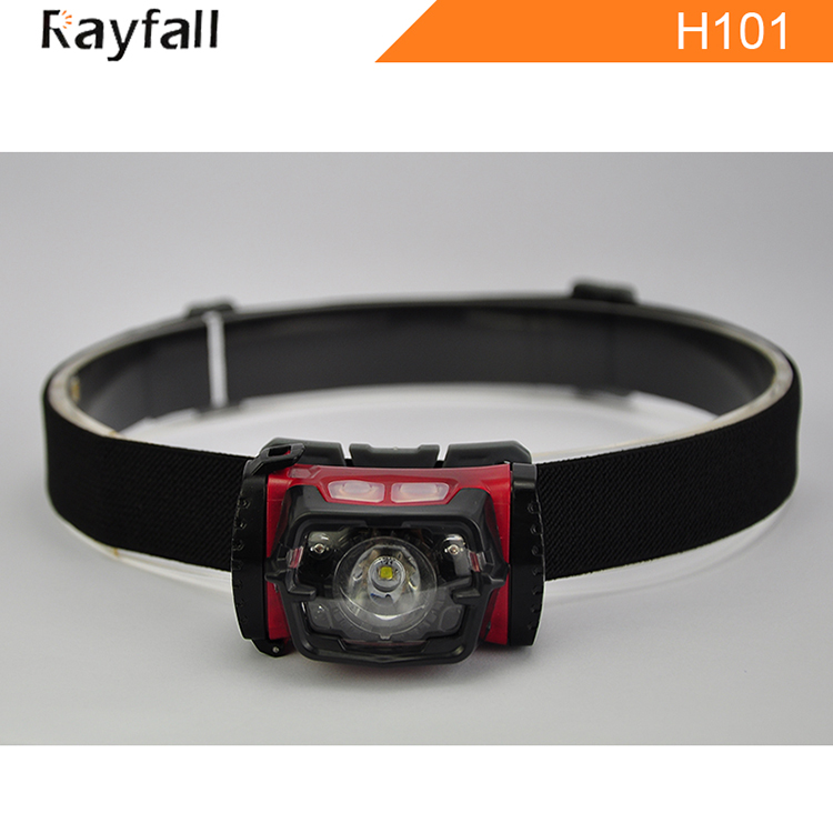 New Patented Factory supply waterproof portable headlamp led lenser