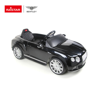 Rastar toy for kids licenced kids electric radio control children ride on car