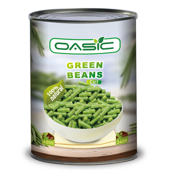2840g Canned Beans Production Line China Supplying Canned Green Beans
