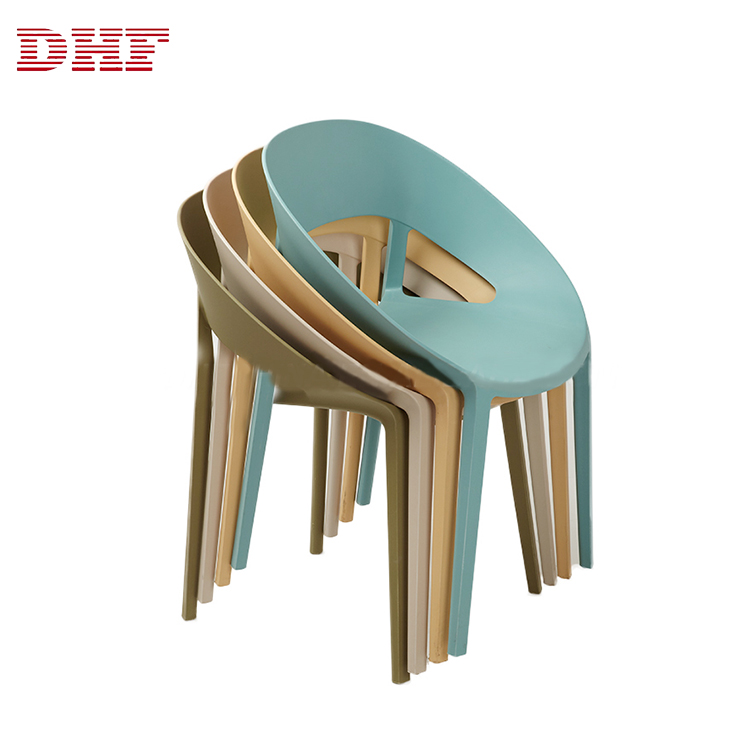 Whole Color Dining Chairs Plastic