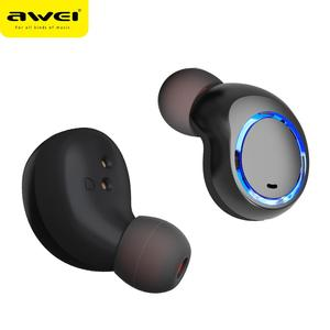 2018 New Arrival approved top 10 vibrating tws wireless bluetooth headset earphones