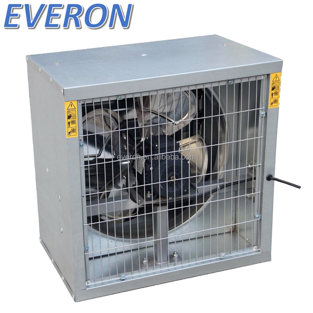 best selling 20 inch dust wall exhaust fan