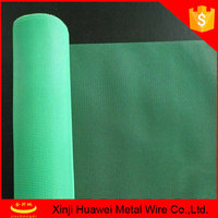 invisible fly outdoor green plastic screen window