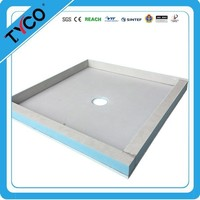 Bathroom Portable Steam Sanitary Ware Shower Tray Shower Base XPS Tile Shower Pan