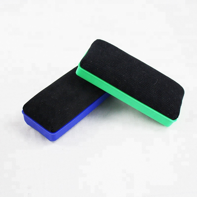 Amazon hot selling wholesale whiteboard erasers with customized logo