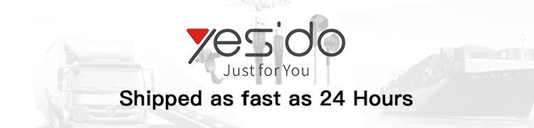 Yesido أحدث 10W باس صوت ستيريو المنزل حزب مكبرات الصوت اللاسلكية المحمولة البسيطة سمّاعة بلوتوث
