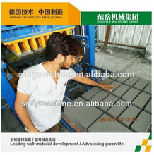 low investment high profit block making machine production line