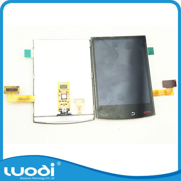 Original New LCD Touch Screen Assembly for Blackberry 9550