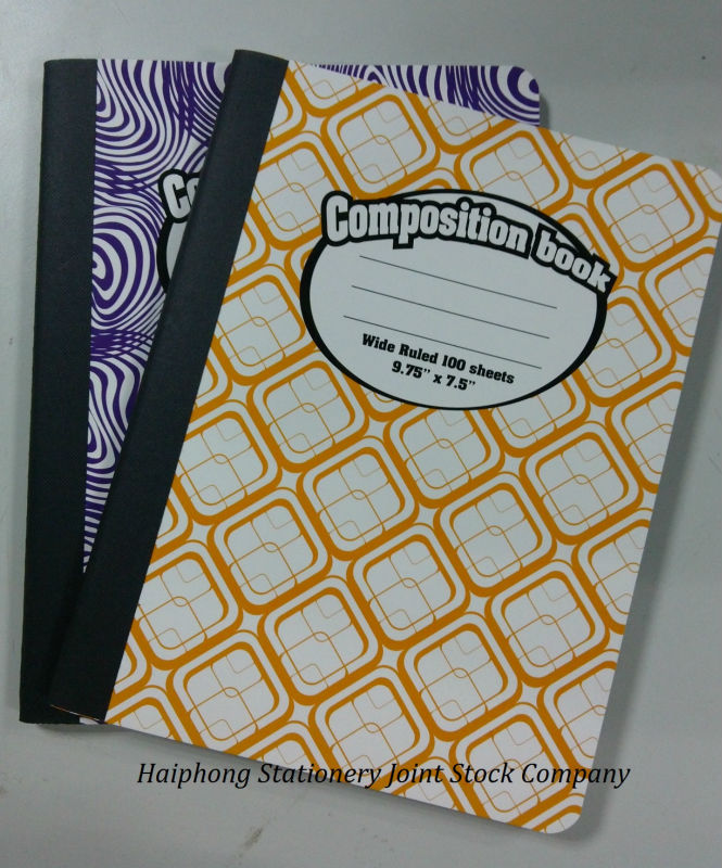 100ct composition notebook