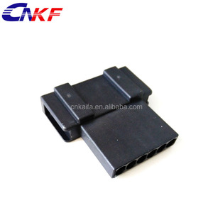 New Type 6 Way Male electronic Gas Accelerator Pedal Connector