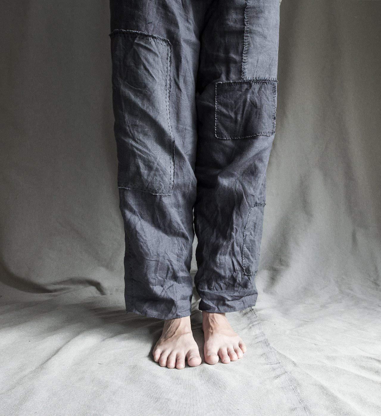 760fd488ce6 Get Quotations · Linen pants linen trousers linen womens clothing loose linen  pants linen culottes long linen pants summer