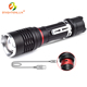 Led Tactical Flashlight with Strobe, Best Tactical Flashlight, Rechargeable led Brightest Tactical Flashlight with USB Charger