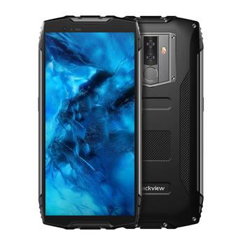 5.7inch Blackview BV6800 Pro Smartphone 6580mAh Android 8.0 4GB 64GB 2160*1080 Big Battery Rugged phones