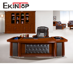 office furniture table executive ceo desk l-shaped office desk T2001