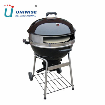 Pizza Oven Outdoor Kettle Bbq Charcoal Grill