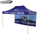 Celina Promotional Trade Show Event Custom Print Tent