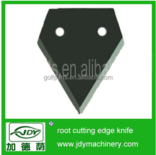 China diamond tool,lawn mower parts,golf blades,root cutting edge knife