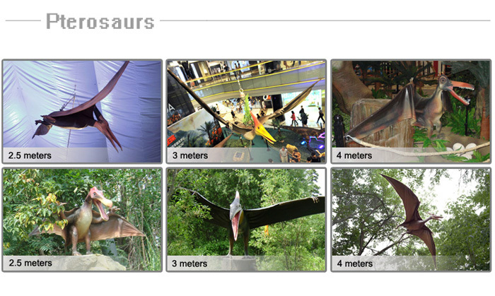 kids children playground equipment pterosaur