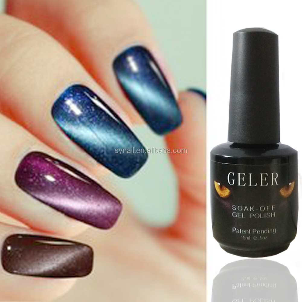 High Quality Hot S Cat Eye Gel Uv Nail Polish Magic
