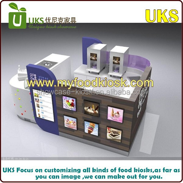 Best selling food kiosk of reasonable price is on sale