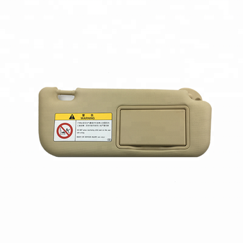 Car Sun Visor For Toyota Corolla 74310-02k90-a0 - Buy Car Sun ... f5942f60262