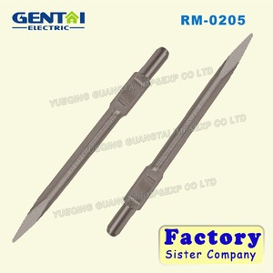 Industrial Quality Hammer 65 Moil Point Chisel